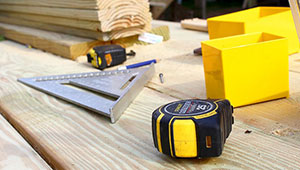 contractor's tape measure